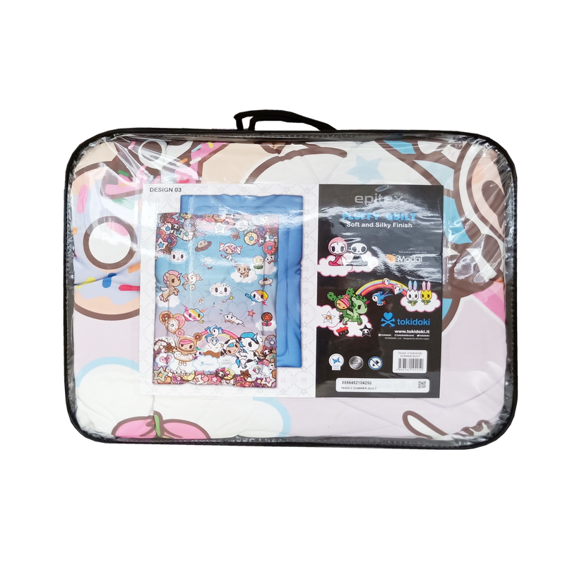 Tokidoki TK605-3 Fluffy Summer Quilt - Epitex