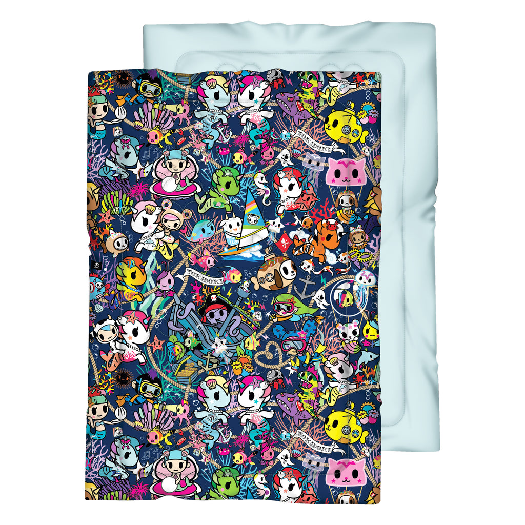 Tokidoki TK605-5 Fluffy Summer Quilt - Epitex International