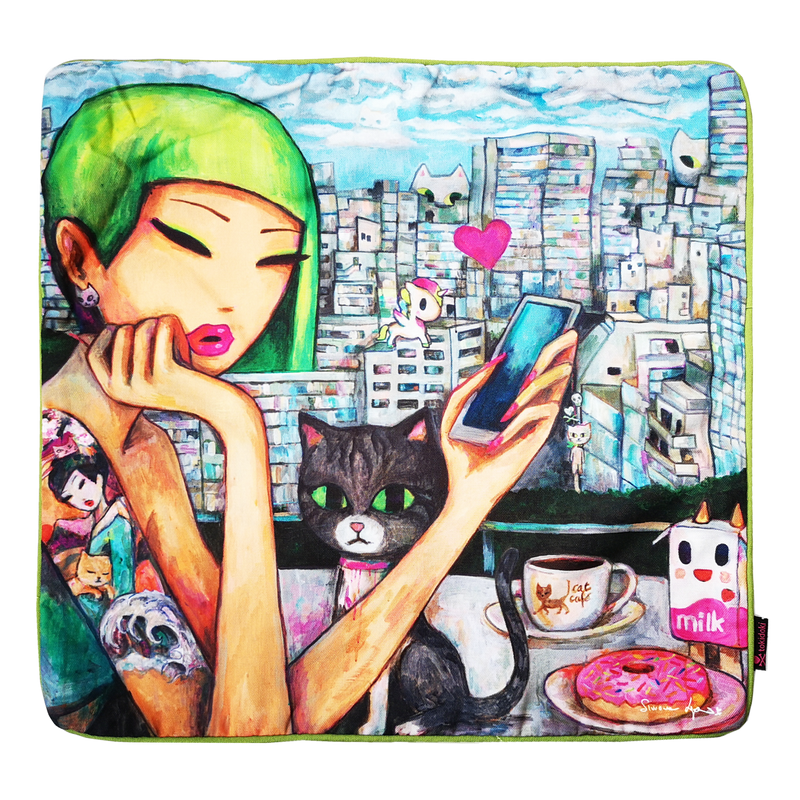 Tokidoki TK601-13 Cushion Cover - Epitex International