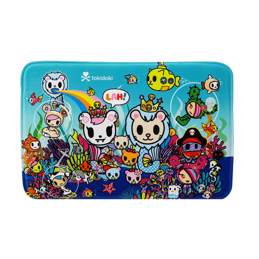 Tokidoki TK601-10 Floor Mat - Epitex International