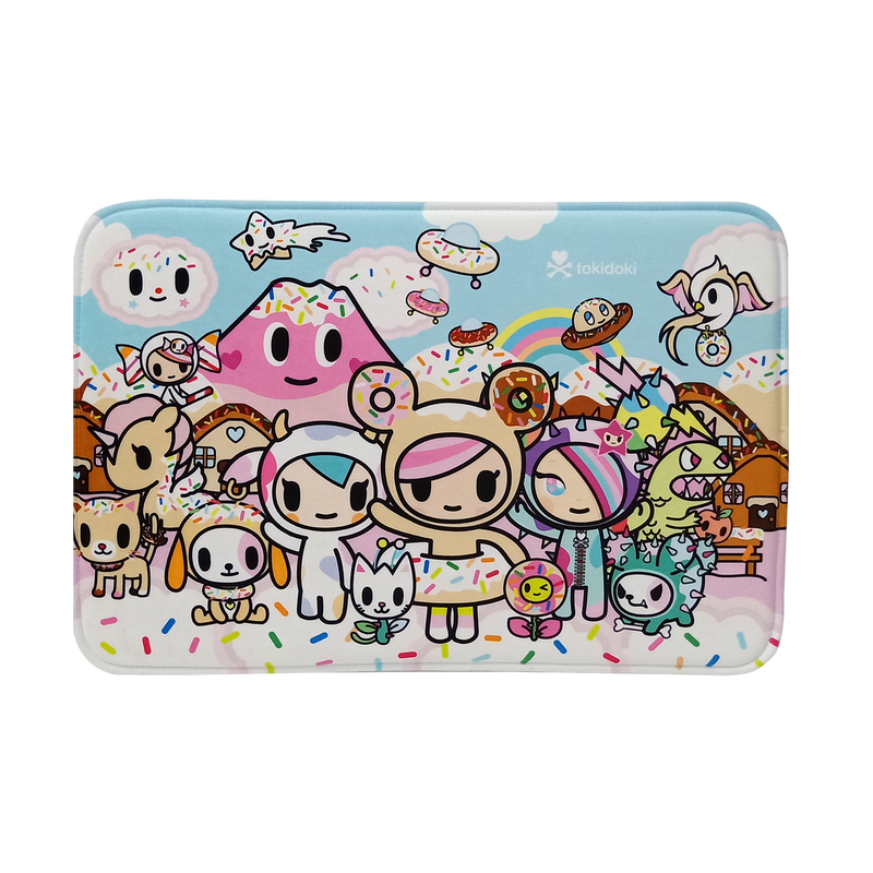 Tokidoki TK601-12 Floor Mat - Epitex International