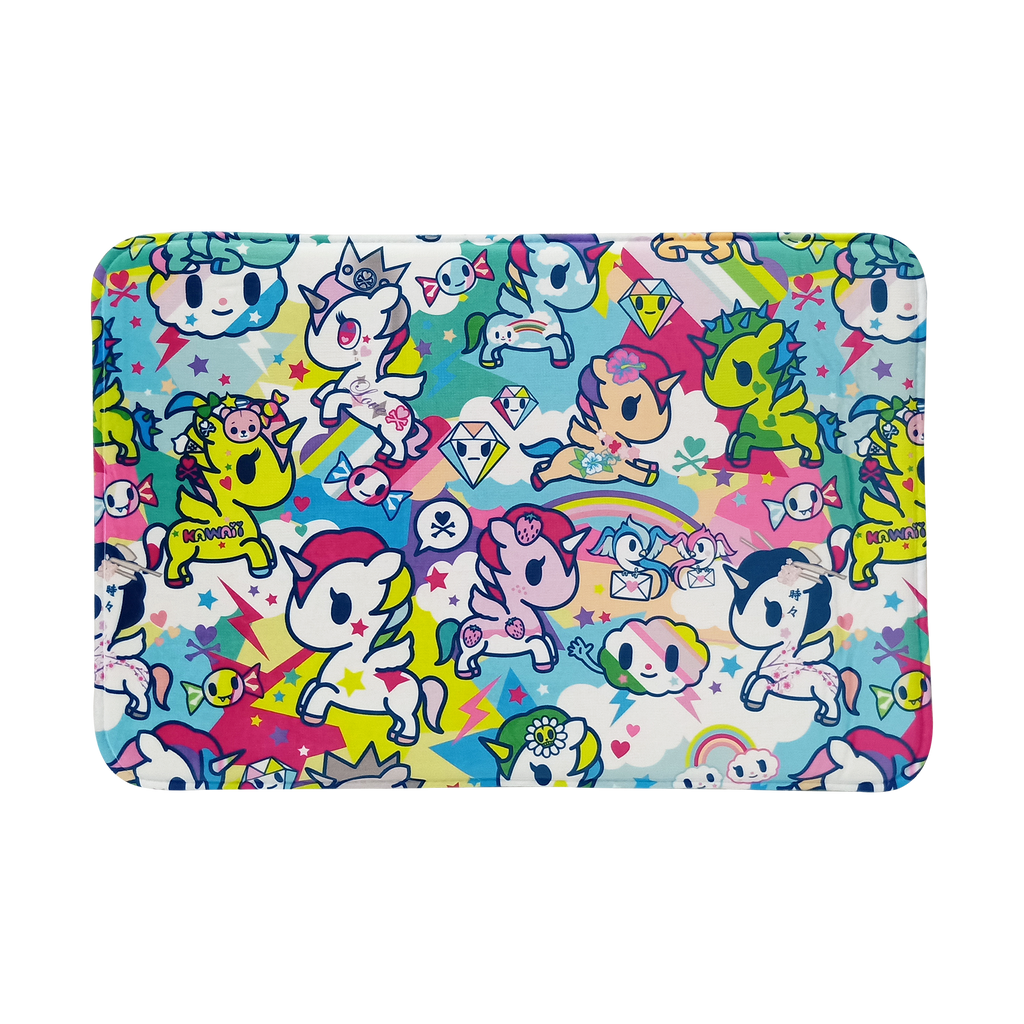 Tokidoki TK601-1 Floor Mat - Epitex International