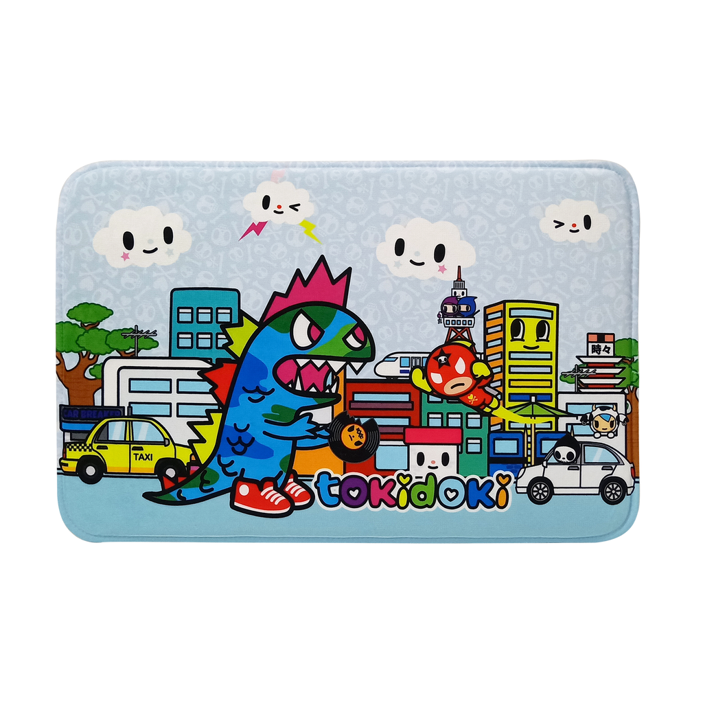 Tokidoki TK601-4 Floor Mat - Epitex International