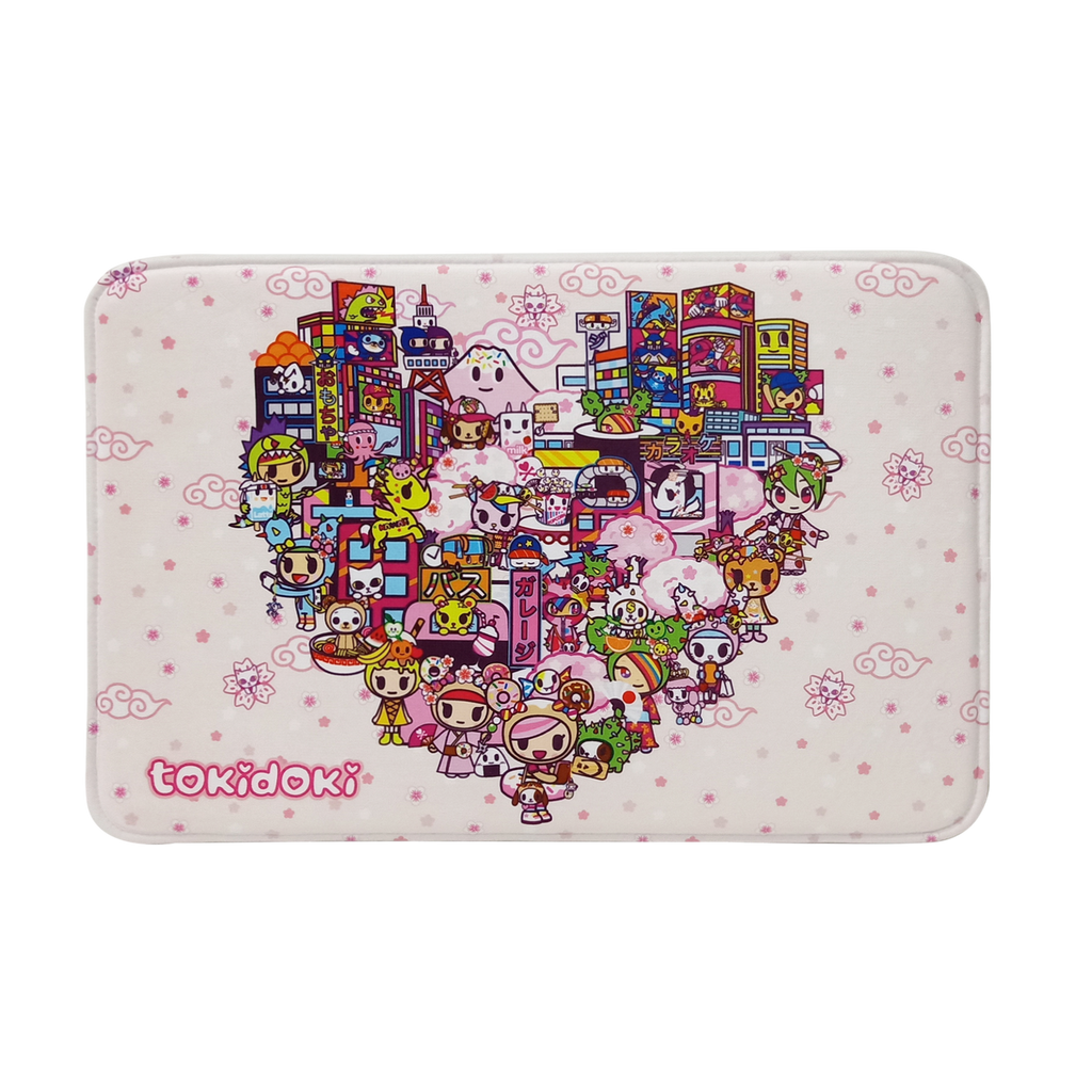 Tokidoki TK601-5 Floor Mat - Epitex International