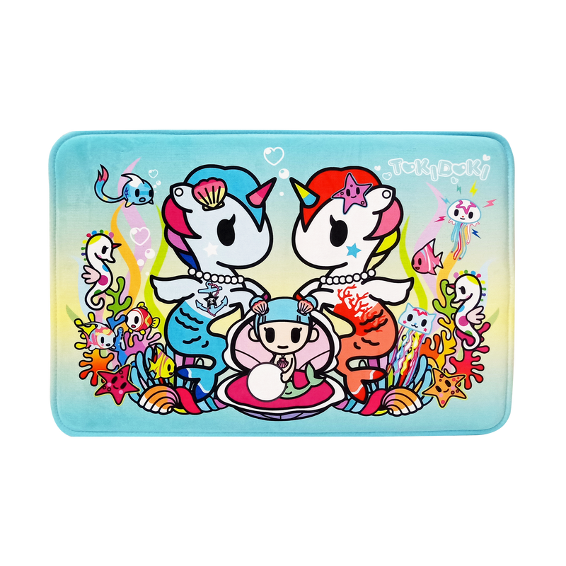 Tokidoki TK601-8 Floor Mat - Epitex International
