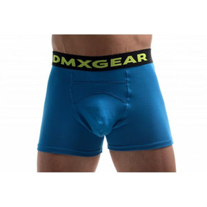 DMXGEAR 3 PACK OF LUXURY COTTON MEN'S BOXER BRIEF ANATOMICALLY FIT BOXER