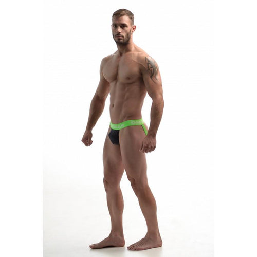 DMXGEAR LUXURY COTTON DARK GREY MEN'S JOCKS ANATOMICALLY FIT JOCKS