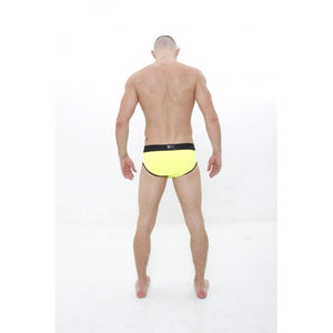 DMXGEAR LUXURY COTTON NEON MEN'S BRIEFS NEON COLLECTION