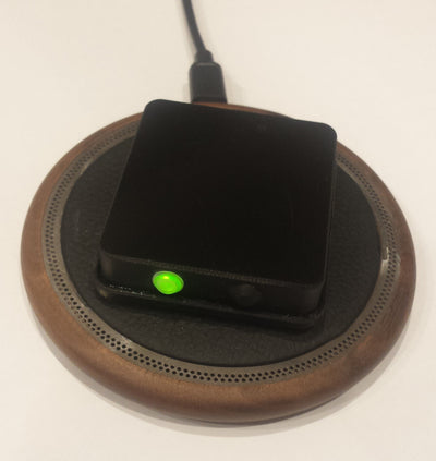 Small Wireless GPS logger