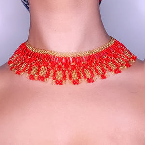 Handbeaded Necklace