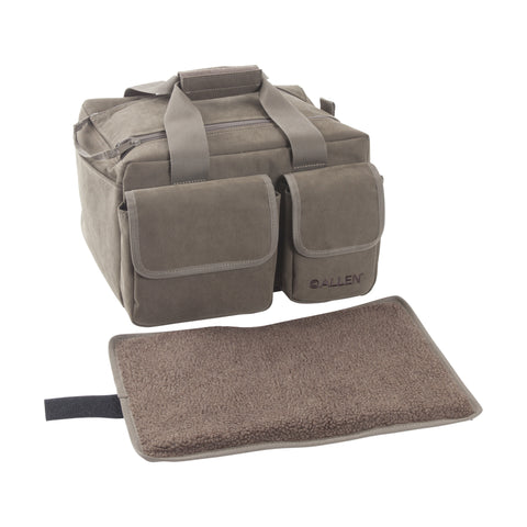 Allen Cases Select Canvas Range Bag,Olive Green
