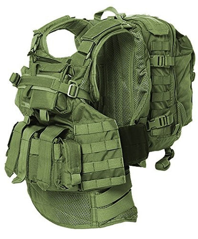 BA8029 Amran Semi Modular Armor Carrier For Military Use Made By Marom Dolphin (FREE SHIPPING)