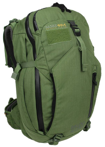 Baloo Marom Dolphin Advanced Combat Quick Release Backpack With T.P.P Connector And Stand Alone Combat Belt (BG4692)