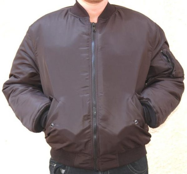 Bulletproof Flight Jacket With Sleeves Protection Level III-A (new product)