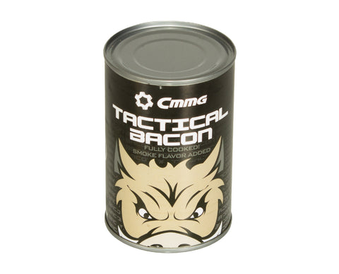 CMMG, Inc Tactical Bacon, 9oz Cooked