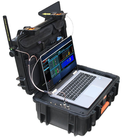Delta X 100/12 Spectrum Analyzer - DX100-12