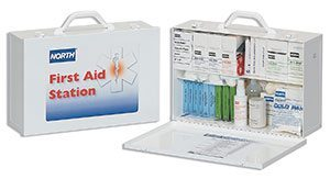 First Aid Station by Honeywell