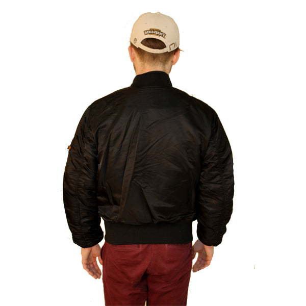 Flight Jacket - BulletBlocker NIJ IIIA Bulletproof