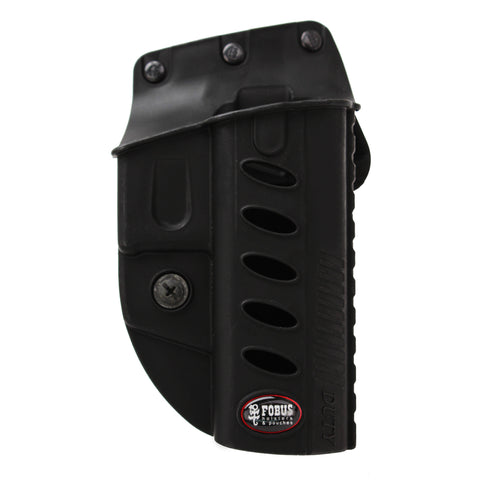 Fobus CZ P-07 Duty Holster Belt