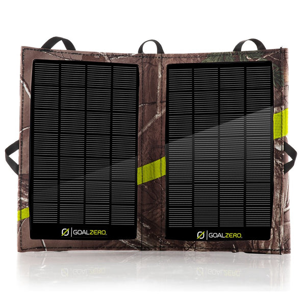 Nomad 7 Plus, with Solar Recharging Kit and 2300 mAh Power Pack - Forethought Survival Essentials