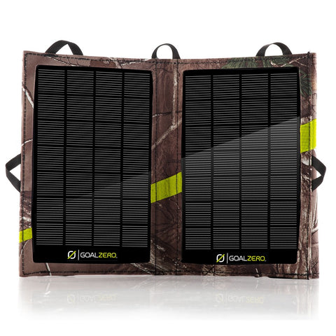 Nomad 7 Plus, with Solar Recharging Kit and 2300 mAh Power Pack