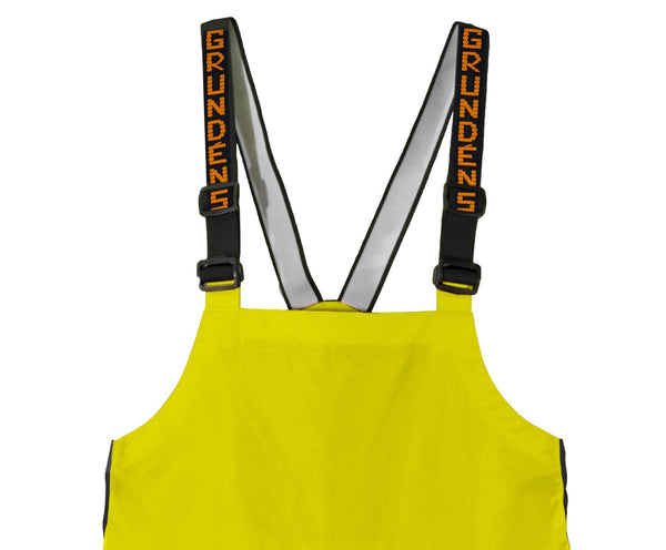 Grundens Weather Watch Bib (new product)
