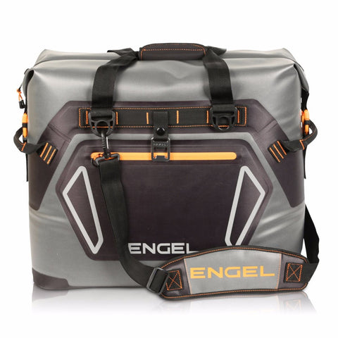 ENGEL HD30 WATERPROOF SOFT SIDED COOLER - ORANGE (New Product)