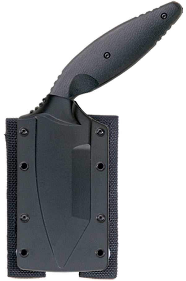 KA-BAR Large TDI Law Enforcement Knife, Black, Molle Straps Straight Edge - Forethought Survival Essentials