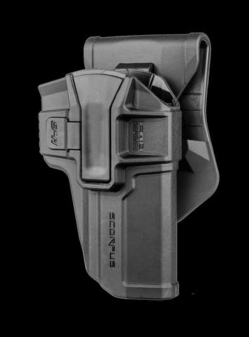 M1 SCORPUS FAB Defense 1911 Pistols - Level 1 Holster (Paddle+Belt)