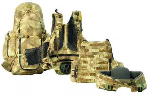 Marom Dolphin Fusion System - Unified Molle Modular Carrying System With Detachable Backpack (new product)