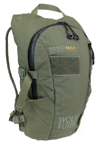 Marom Dolphin Wolf - 9 Liter Advanced Hydration Backpack (new product)