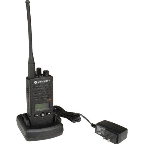 Motorola RDU4160D UHF 2 Way Radio 16 Channel 4 Watt With Display - with FREE shipping today!