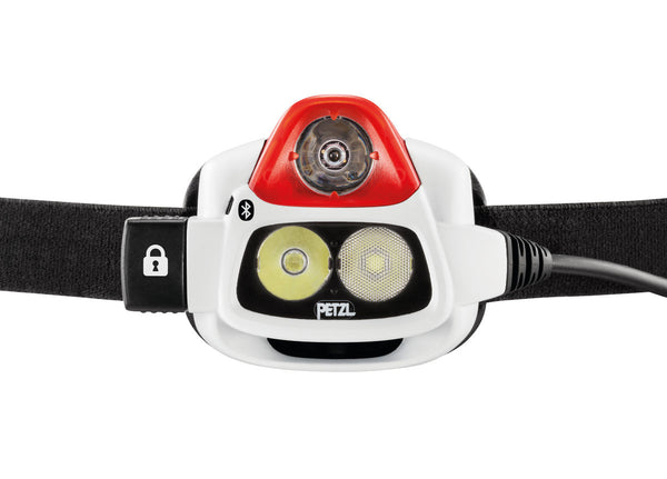 PETZL NAO+® Ultra-powerful, rechargeable multi-beam headlamp. (New Product)