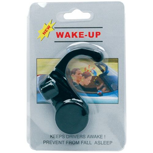 The NAP ALARM (anti-drowsiness alarm) - Forethought Survival Essentials