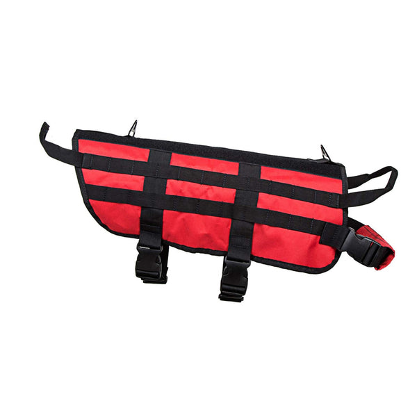 NcStar K9 Tactical Vest Large, Red