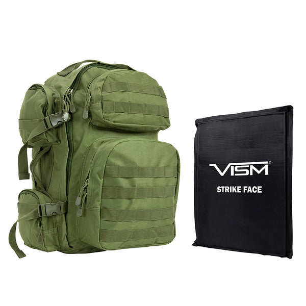 NcStar Tactical Backpack with 10
