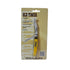 "Old Timer by BTI Tools Middleman Jack 3 5/16"" Yellow Handle, 2 Blade, Clam"