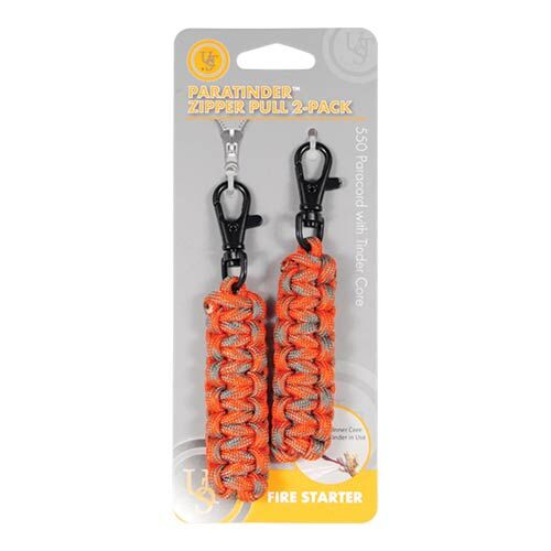 PARATINDER ZIPPER PULL - Forethought Survival Essentials