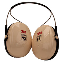 Peltor 95 Behind-the-Head Earmuffs Beige
