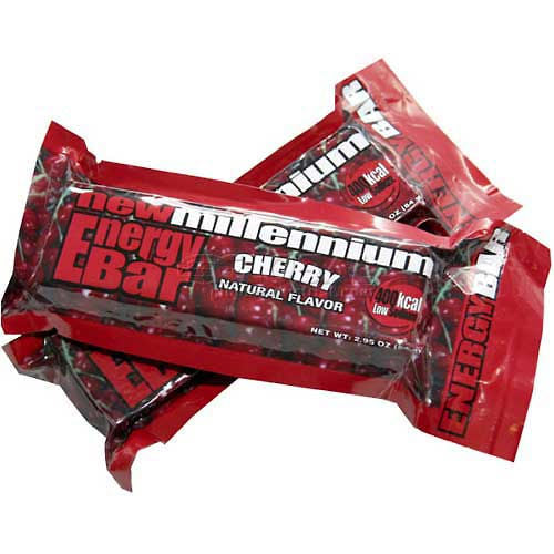 Six Pack of Cherry Bars - Forethought Survival Essentials