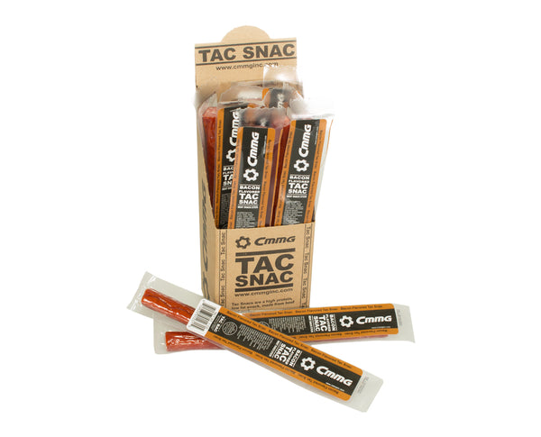 Tac Snack, Bacon, 12 Pack