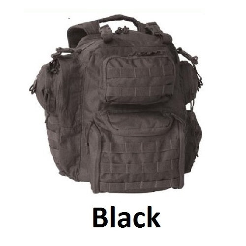 Matrix Backpack, NIJ IIIA Bulletproof Matrix Backpack - Forethought Survival Essentials