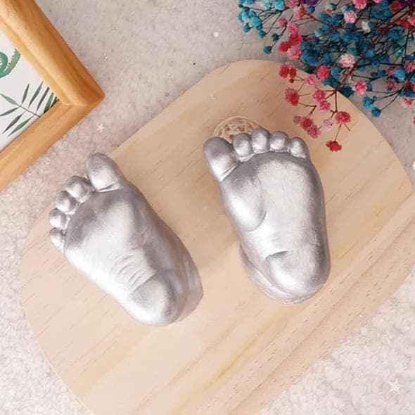 Baby Casting 3D Hand & Footprint