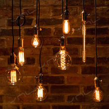 Load image into Gallery viewer, Retro Edison Light Bulbs