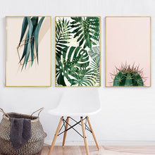Load image into Gallery viewer, Desert Plants Canvas Prints