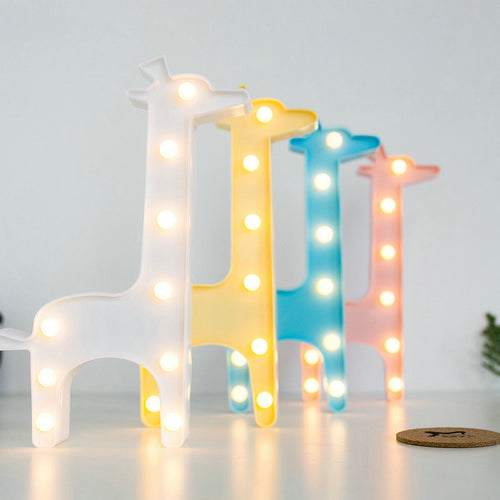 Cute LED Animals