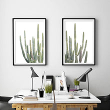 Load image into Gallery viewer, Desert Cactus Canvas Print