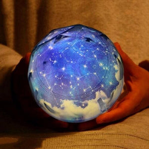 Starry Sky Nightlight Projector