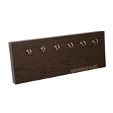 Azure Wall Mount Key Holder- 6, 12 Keys