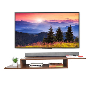 Ripplewuds Prima TV Entertainment Unit Wall Mount (Standard)